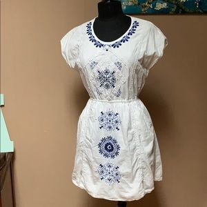 Dresses & Skirts - Frock and Frill Embroidered Summer Dress